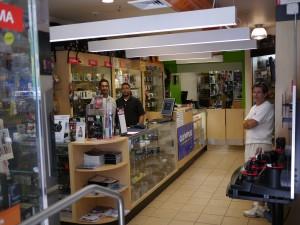 H & B Digital storefront