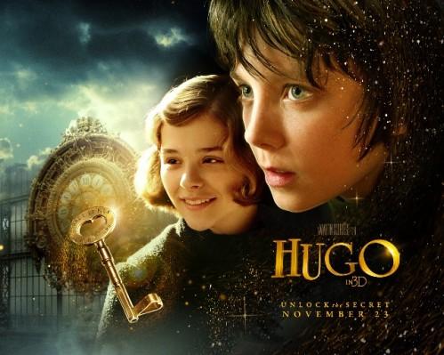 Film Poster for HUGO