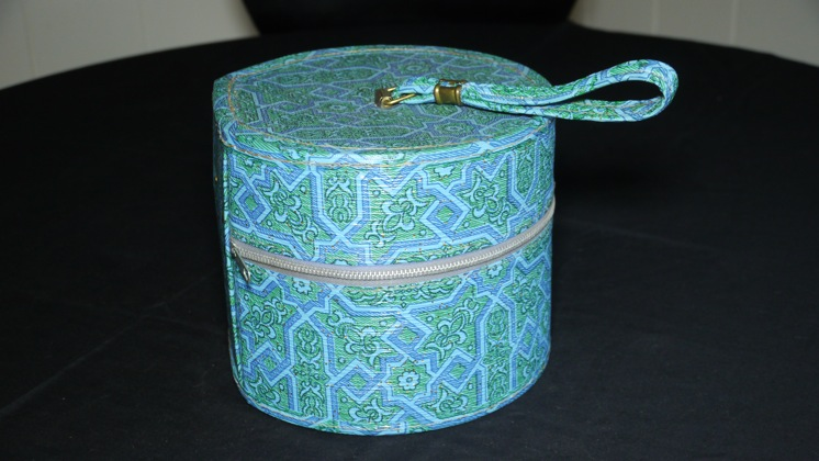 Photo of Li Ling-Ai's Hat Box.