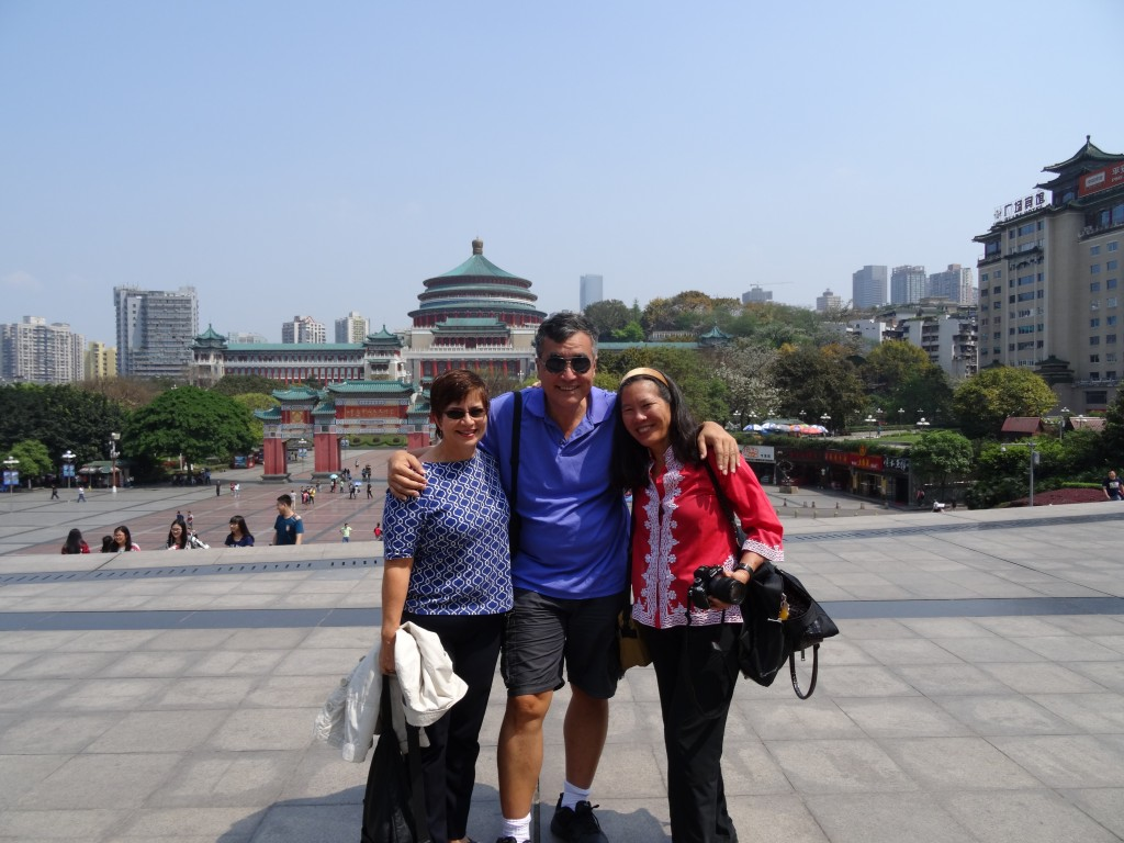 Shirley Thompson, Daxing Zhang, and Robin Lung