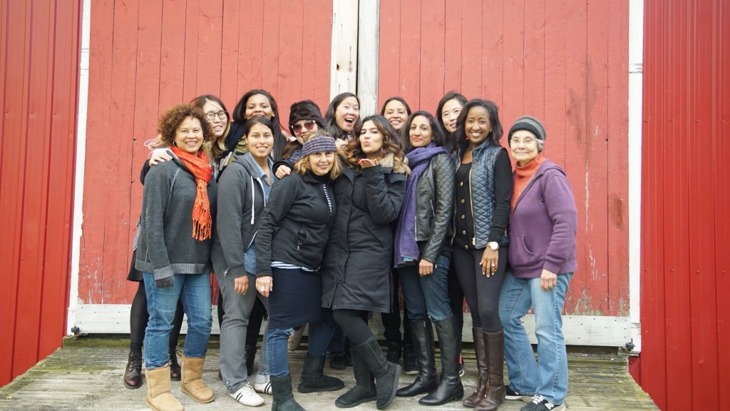 2015 NALIP ARC Residency Participants
